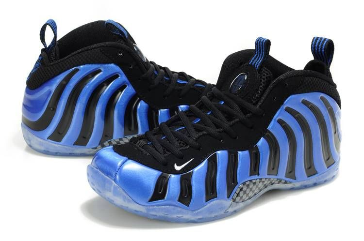 Nike Air Foamposite One Blue Black