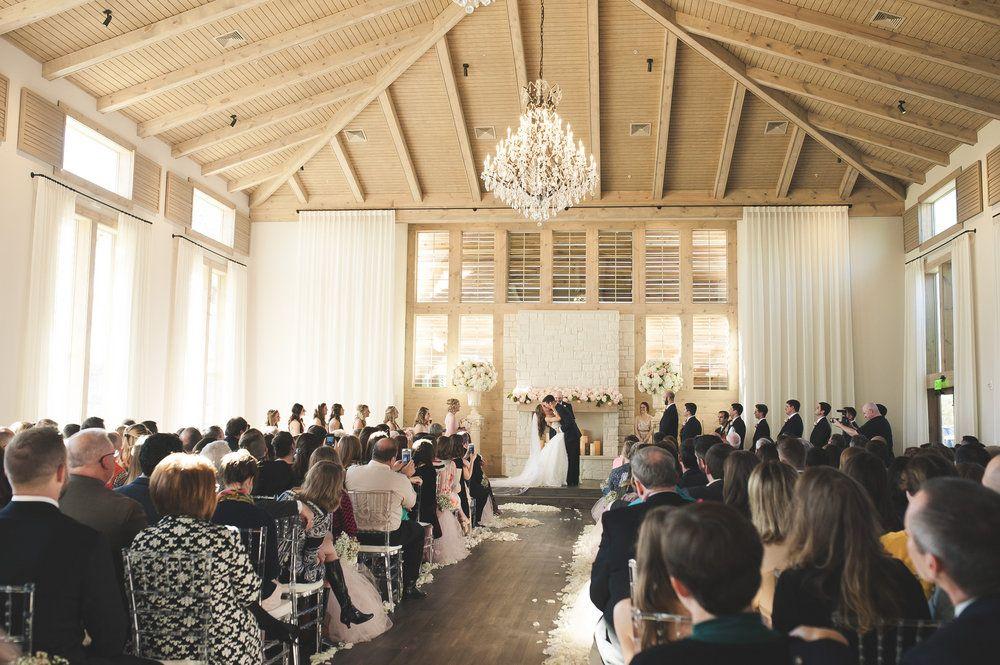 Hidden Pines Chapel Walters Wedding Estates