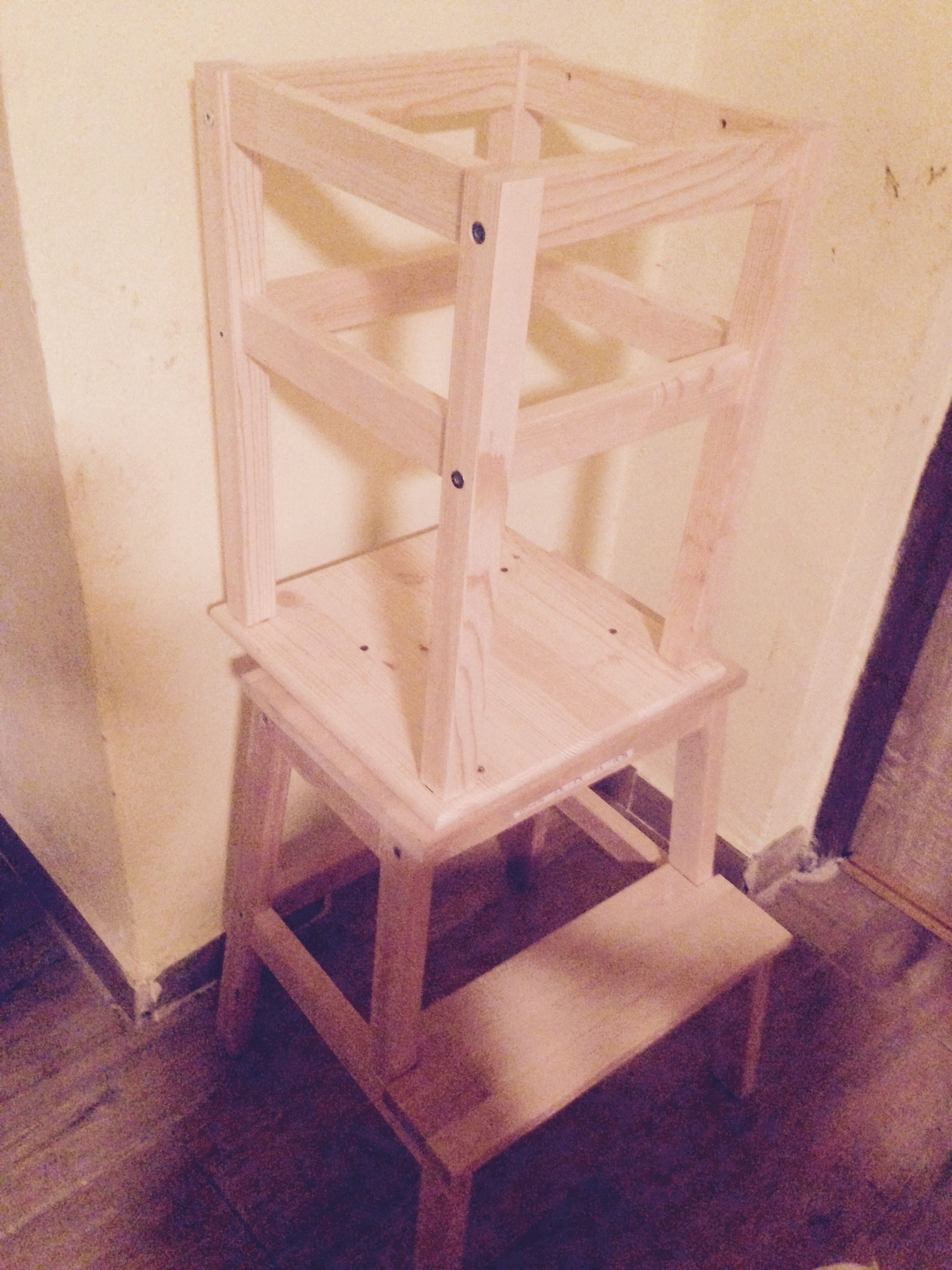 Ikea Learning Tower From Oddvar And Bekvam