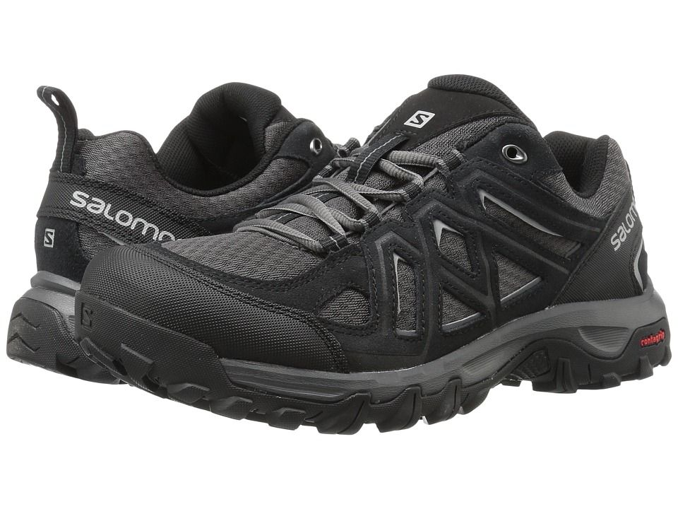8f98e4261c89 Salomon Evasion 2 Aero Men s Shoes Black Magnet Alloy