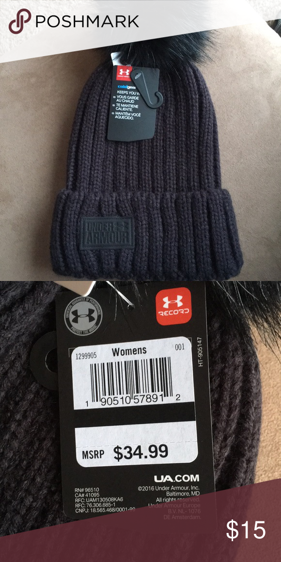 Under Armour Cold Gear Winter Hat Winter Hats Cold Gear Armour