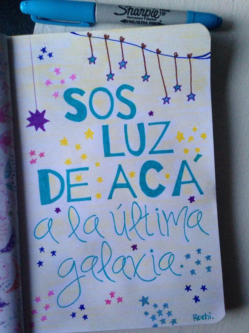 Sos luz - Lucía Tachetti