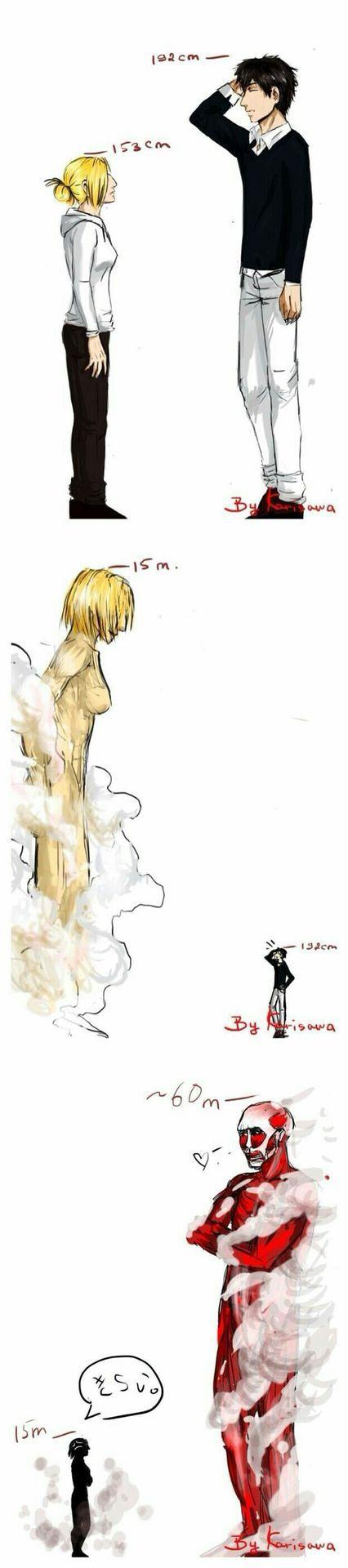 Shingeki no Kyojin M.C