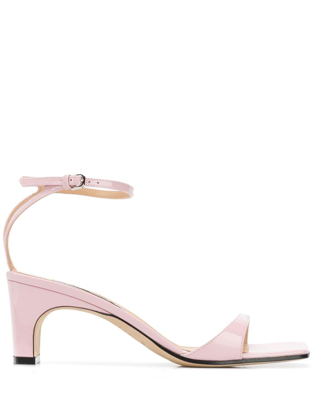 Sergio Rossi open toe sandals - Pink