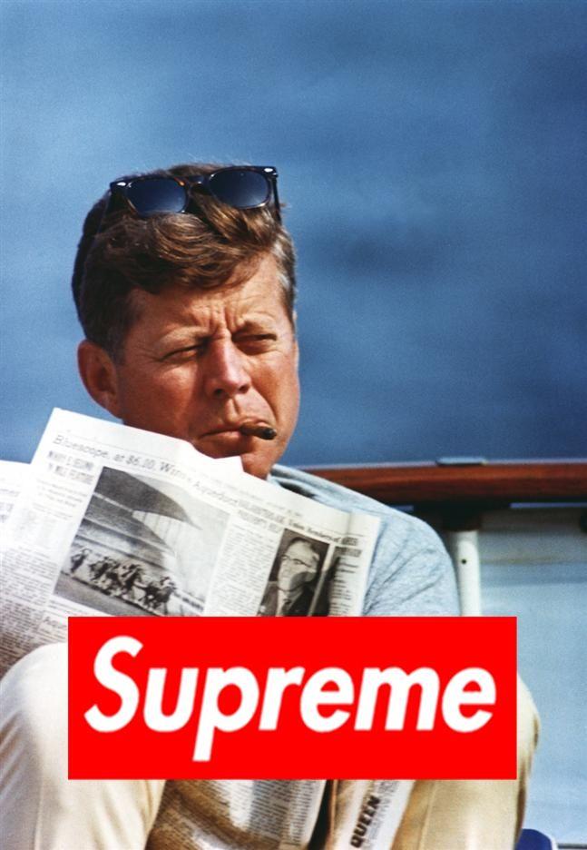 Supreme X JFK