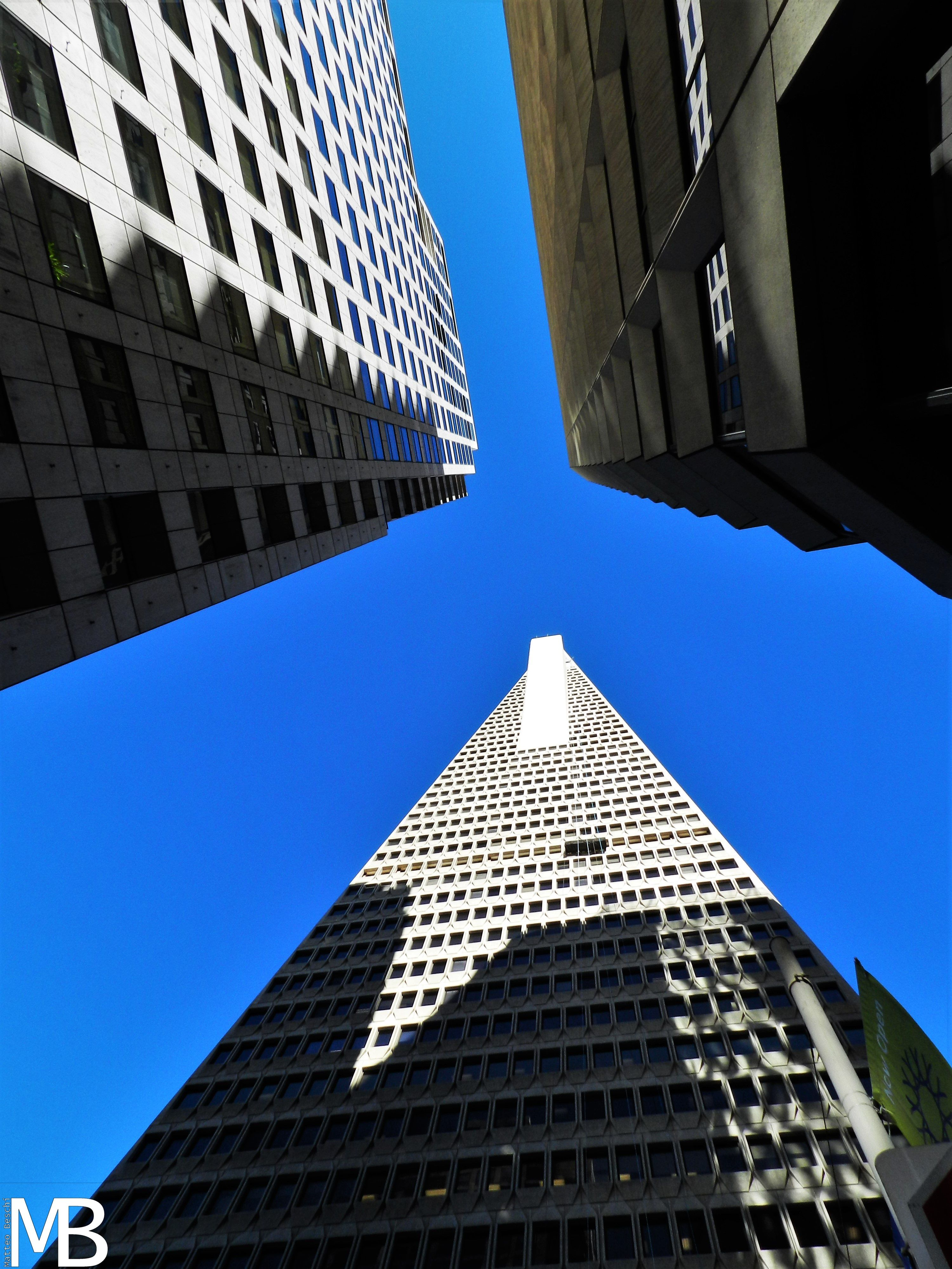 Grattacieli di San Francisco