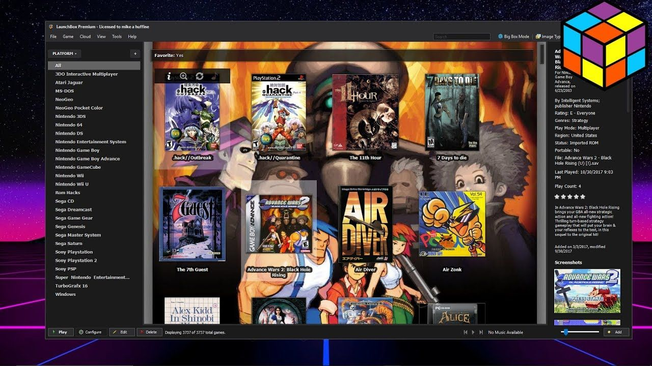 How to Setup LaunchBox Tutorial (Emulators/Roms/Steam/Windows games