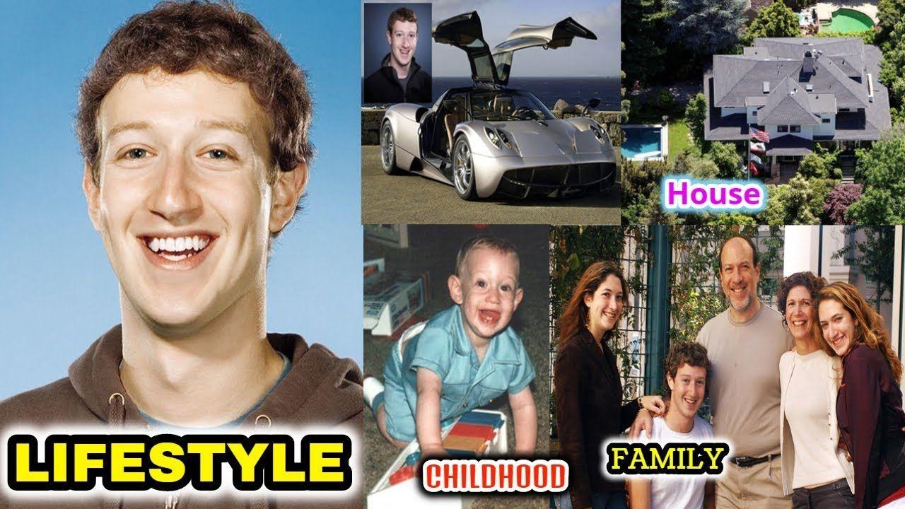 Mark Zuckerberg Biography, Lifestyle, Net worth, Family and