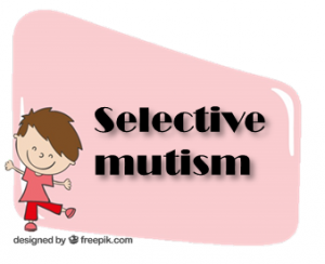 I want to invite you to visit my new website about Selective mutism in children. It is a work in progress, so if you have idea, suggestion, story you would like to share, feel free to leave a comment!
