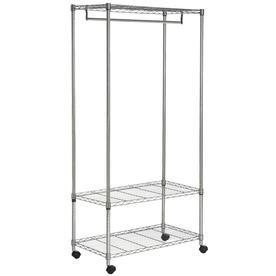 Safavieh 70 9 In H X 35 4 In W X 17 7 In D Wire Freestanding