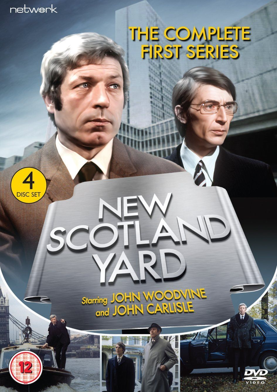 New Scotland Yard. Scotland yard, British tv series, Tv