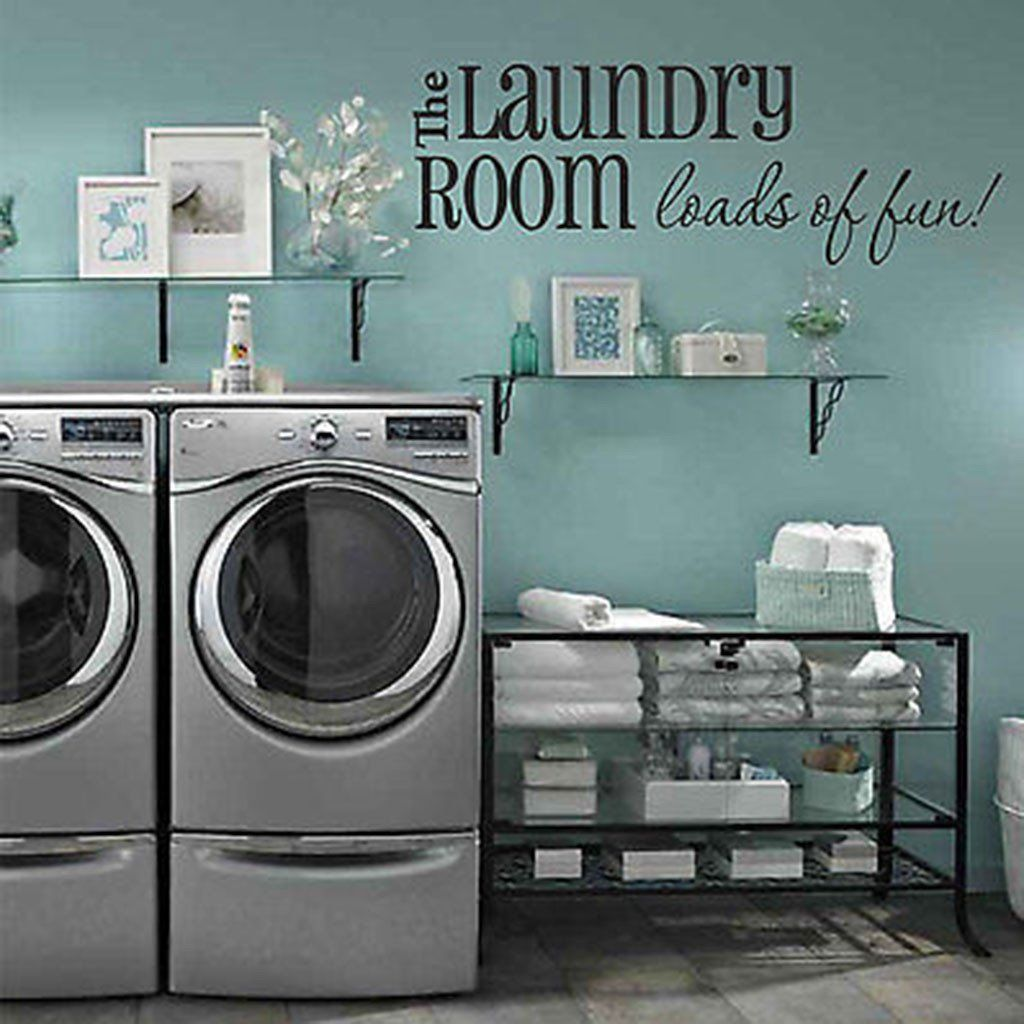 Loads Of Fun Laundry Room Wall Decal Decor Designs Decals