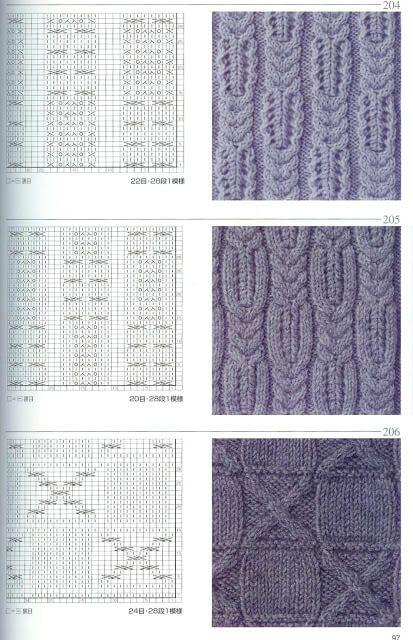 20 patrones gratis de tejido en Dos Agujas | Crochet y Dos agujas ...
