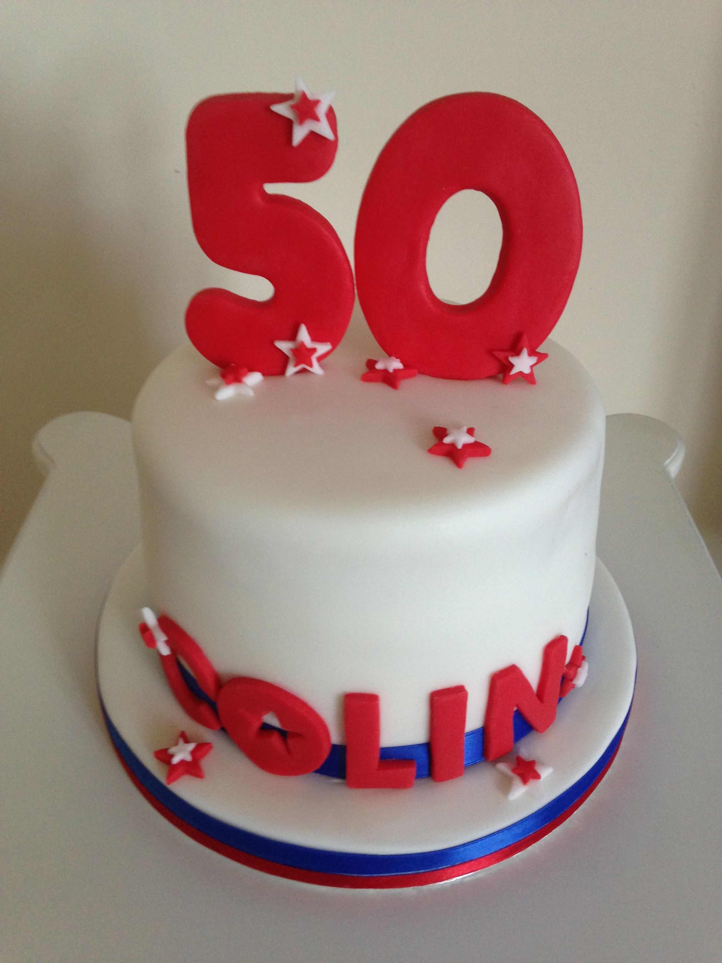Happy 50th Birthday Colin Hope You Had A Great Day