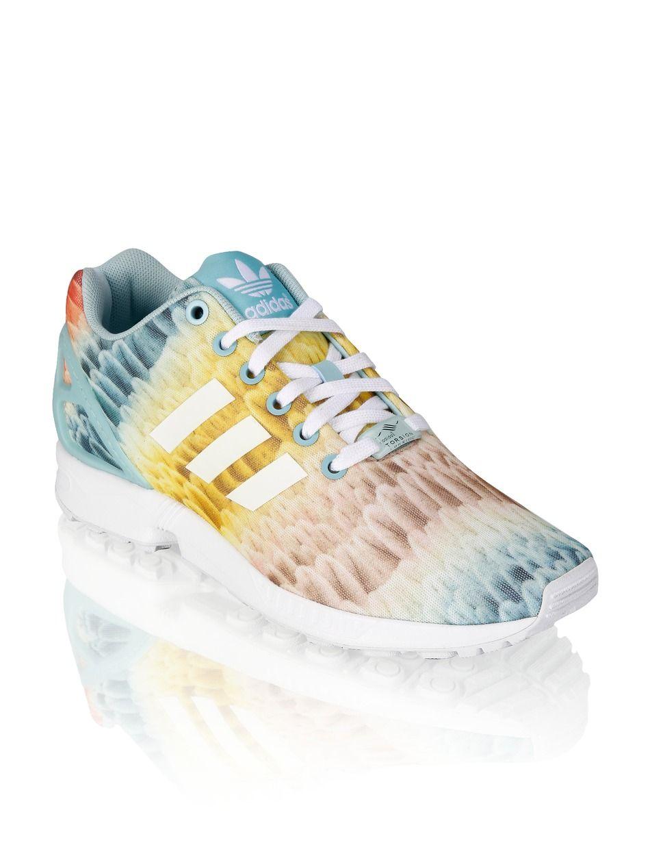 HUMANIC Adidas Originals ZX Flux Sneaker www