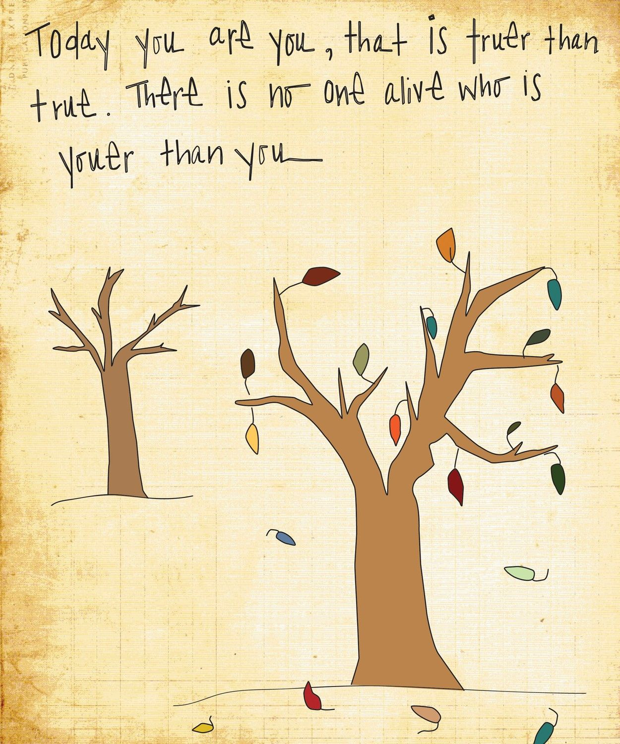 Dr. Seuss, Trees, Quote, Inspirational. $18.00, via Etsy. | Baby ...