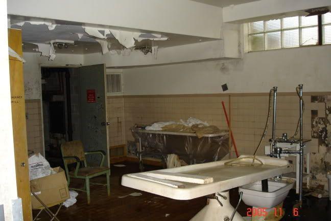 Embalming room photo Picture008jpg Whoops Pinterest