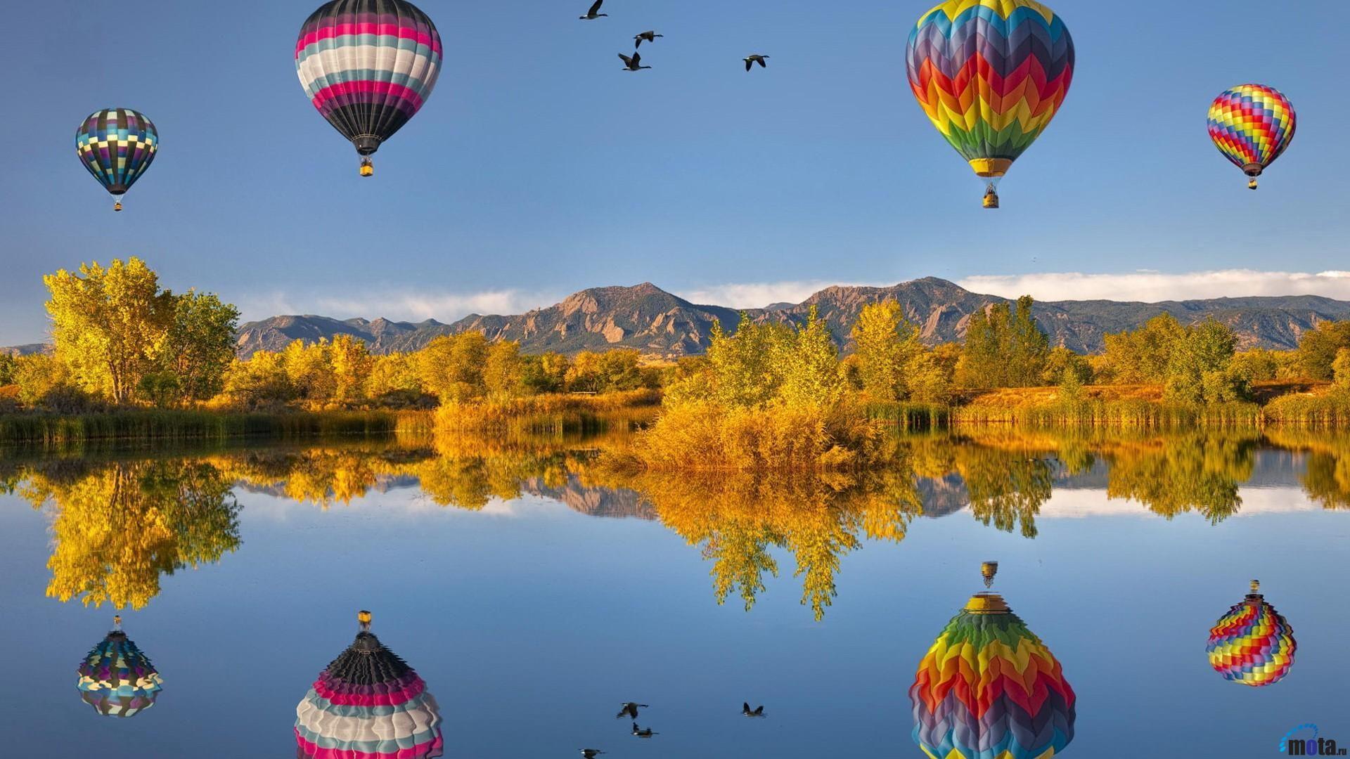 Картинки по запросу воздушные шары в небе Воздушные шары
