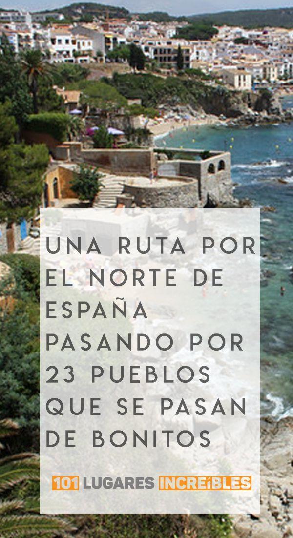Una ruta por el norte de España pasando por 23 pueblos que se pasan de bonitos (de Barcelona a Santiago de Compostela