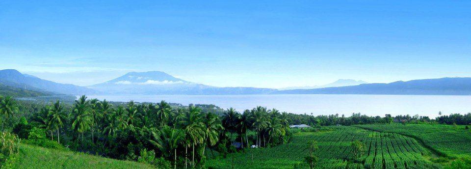 Paninggahan Village Kabupaten Solok Sumatera Barat Westsumatera Indonesia