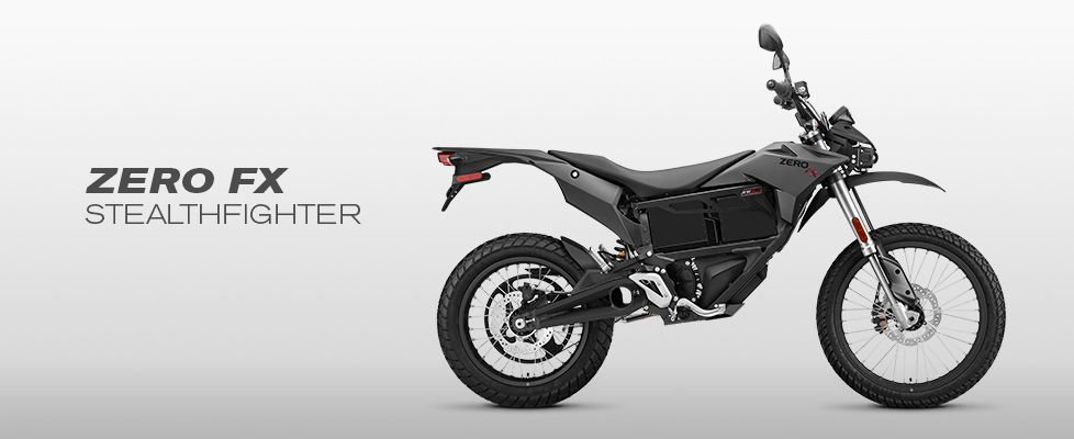 2016 Zero Fx Electric Motorcycle Electric Motorcycle Motorcycle