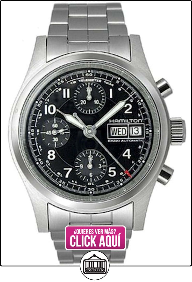 Reloj de pulsera para hombre - Hamilton H71416137  ✿ Relojes para hombre - (Lujo) ✿ ▬► Ver oferta: https://comprar.io/goto/B01EPDGGBY