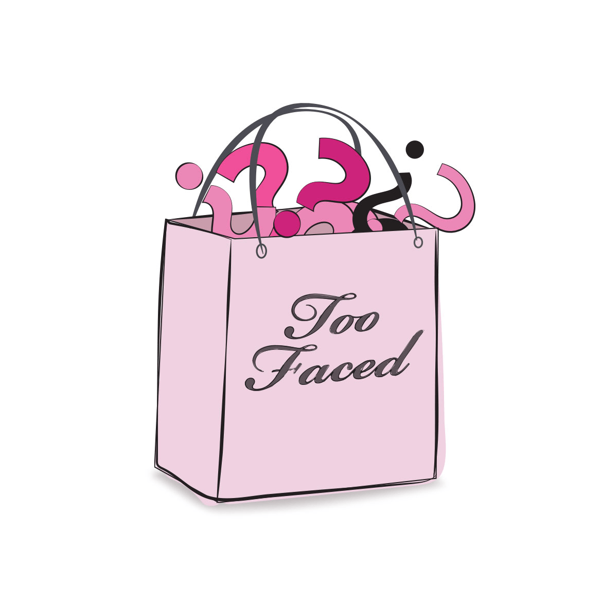 Too Faced Mystery Bag Face Cyber Monday