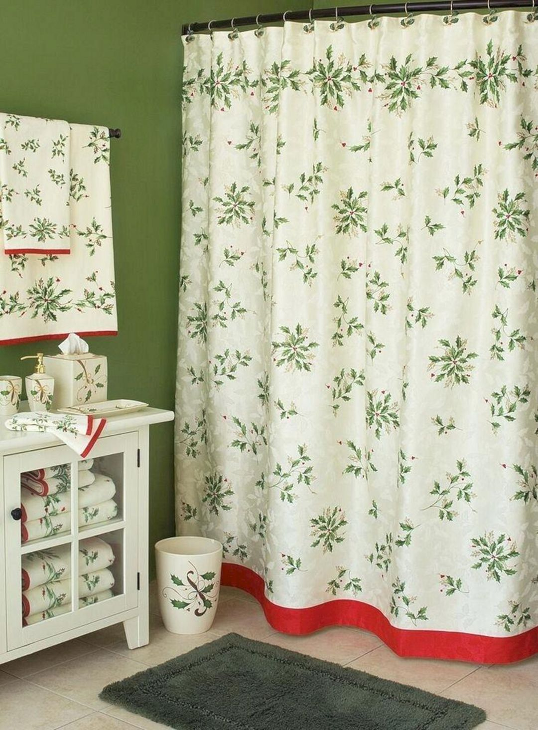 20 Most Popular Christmas Bathroom Design And Decor Ideas