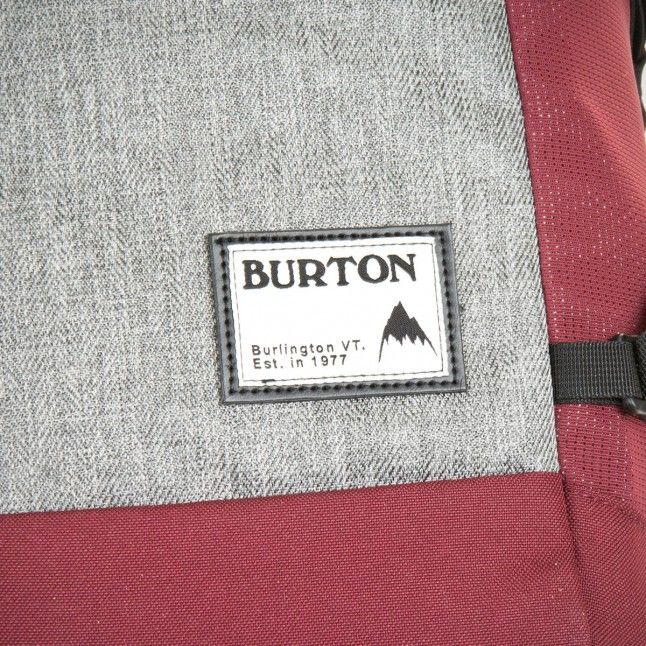 Burton Prospect 21L Backpack Zinfandel/Dark Ash