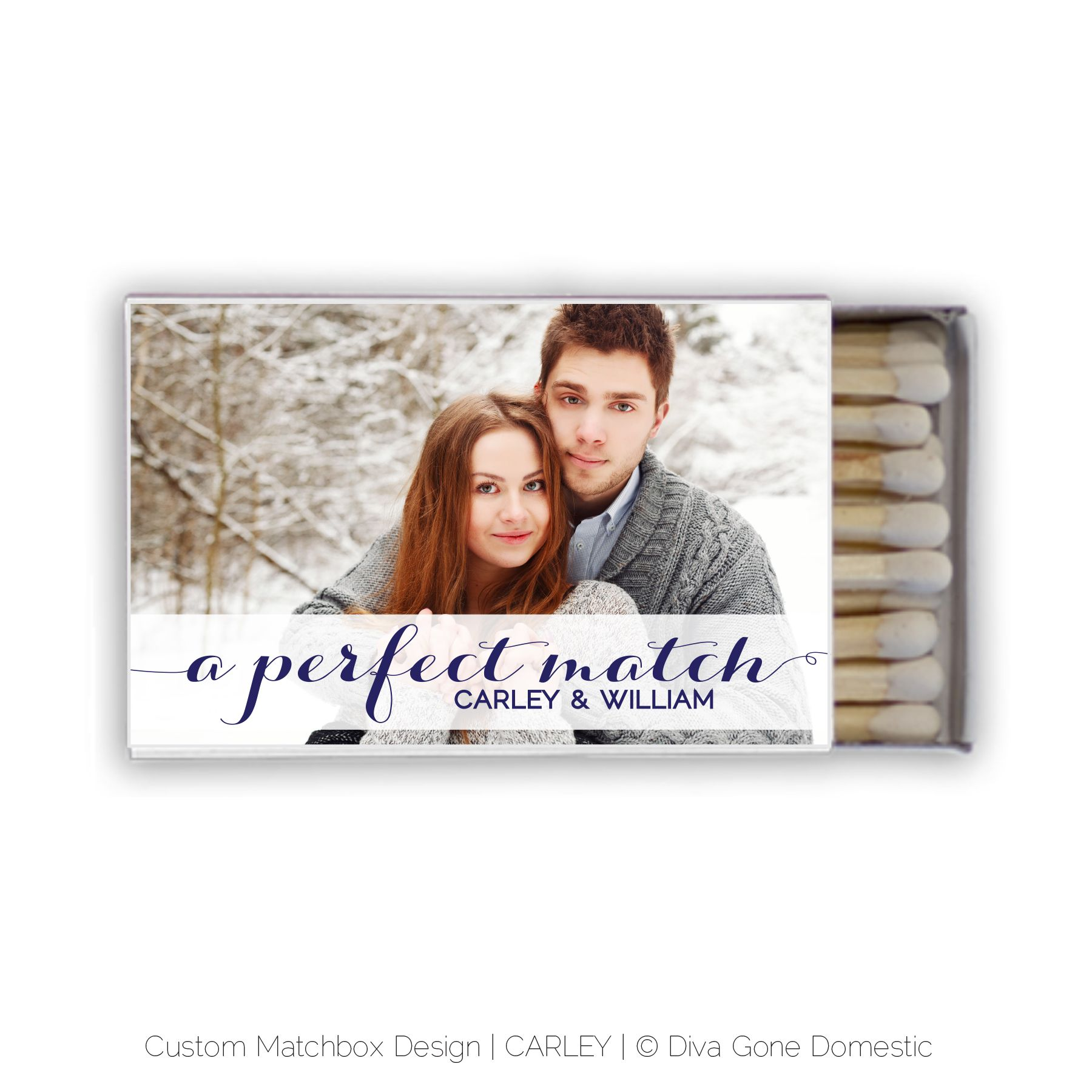 Outstanding Matchboxes For Wedding Favors Photo - The Wedding Ideas ...