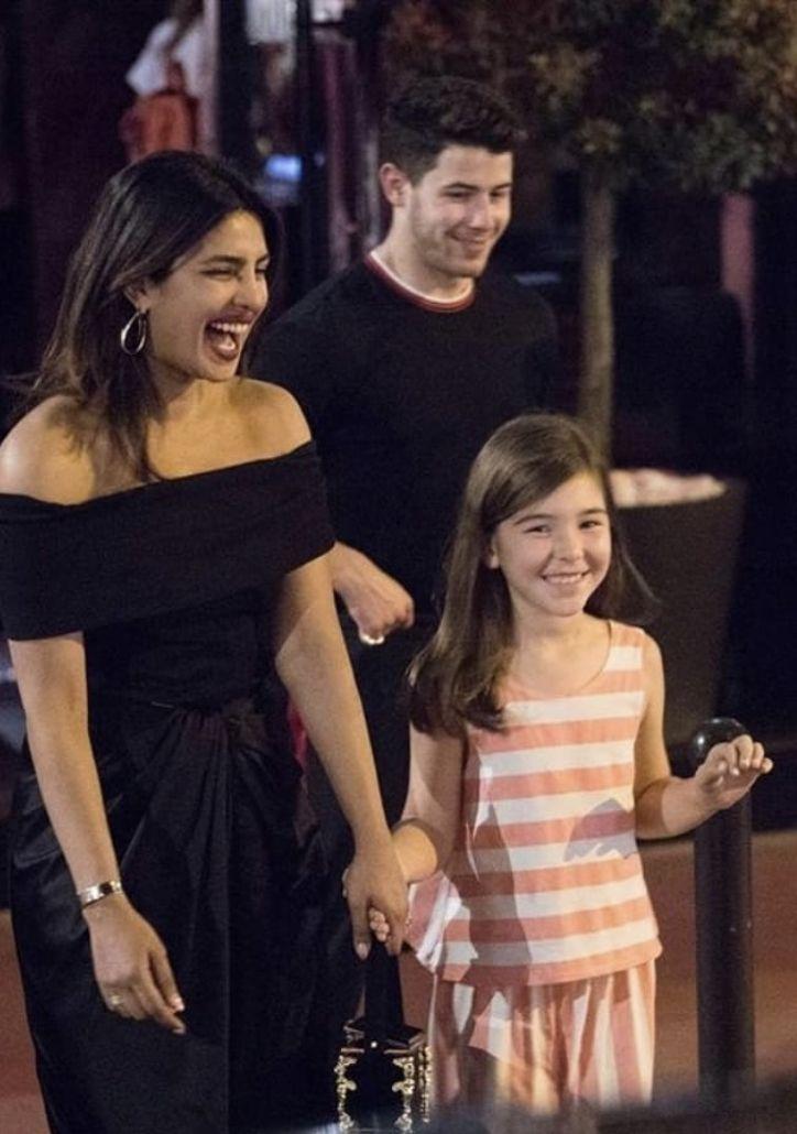 Twinning In Black, Priyanka Chopra And Nick Jonas Redefine