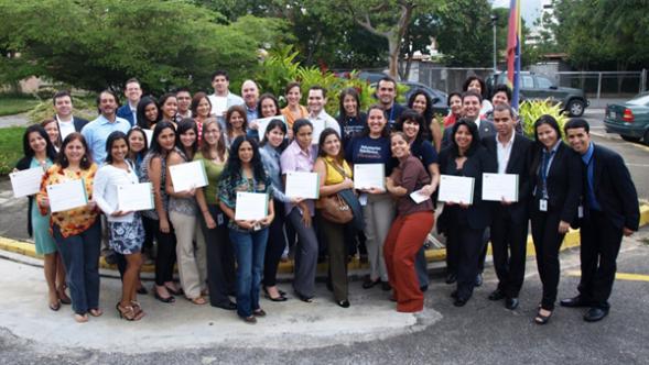 Global Entrepreneurship Week (GEW) 2011 Venezuela
