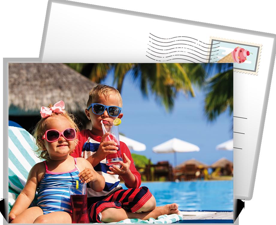 Quels sont des cartes postales personnalisees ?