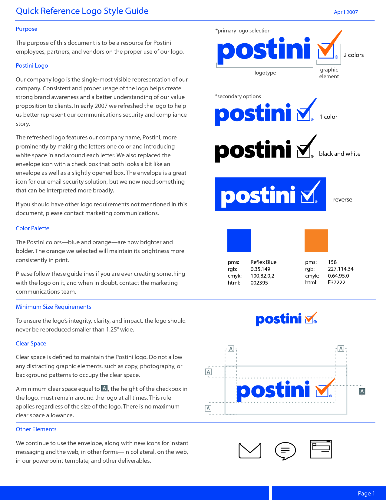 logo style guide template - Google Search