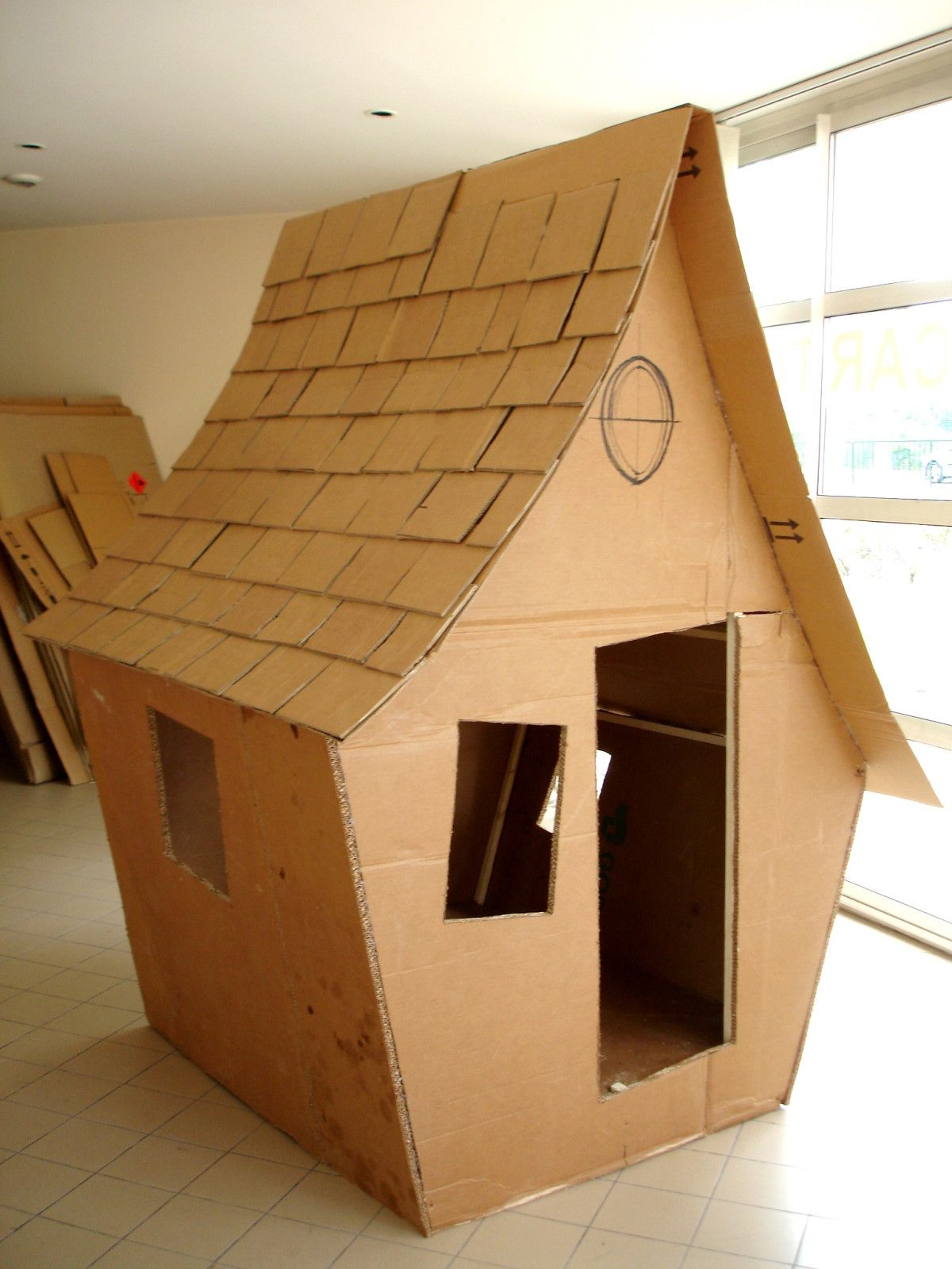 Cabane En Carton Diy image cabane carton - recherche google | cabane en carton