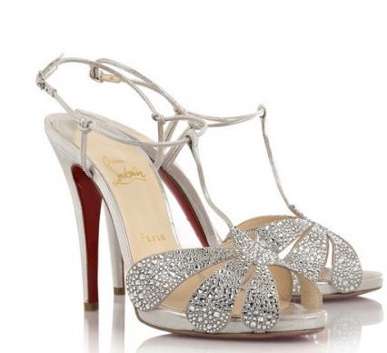 Louboutin Shoes And Wedding Margi Diams 120 Sandals