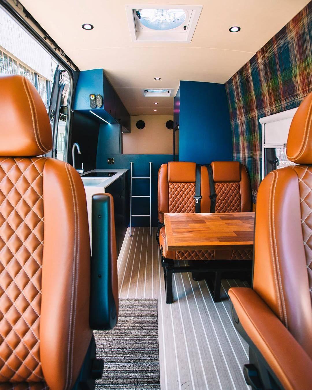 Diy Sprinter Van Conversion Ideas In 2020 Van Conversion Interior Sprinter Van Conversion Sprinter Van