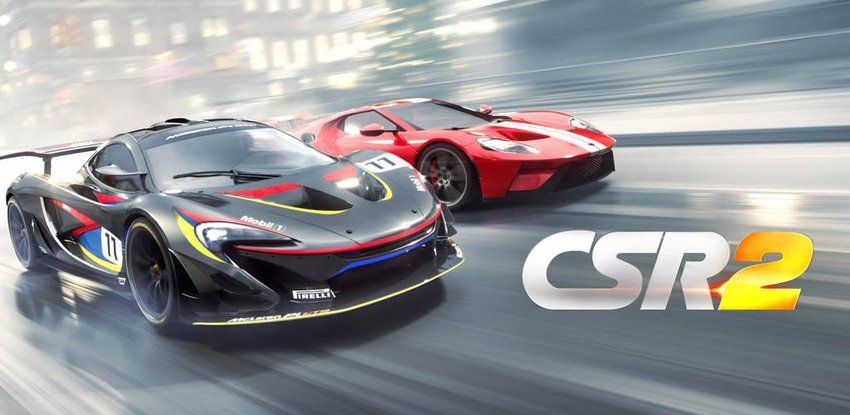 CSR Racing 2 1120 Apk Is Outstanding And Most Graphically Drag Of Auto