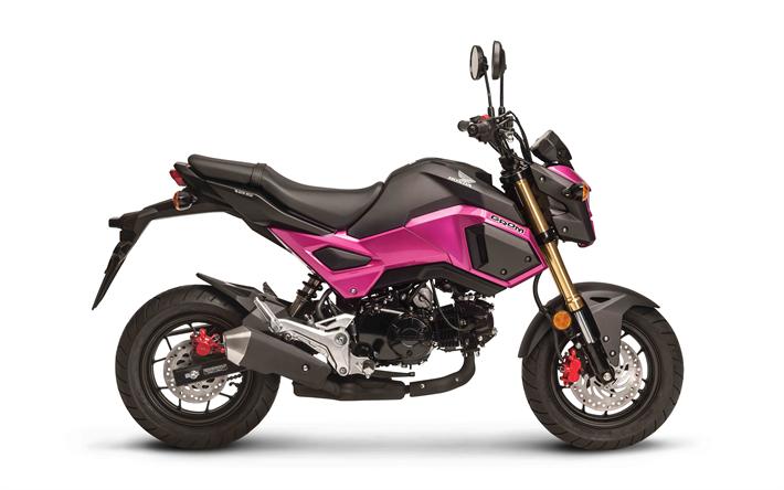 Download Imagens Honda Msx125 4k 2018 Motos Honda Grom Japones
