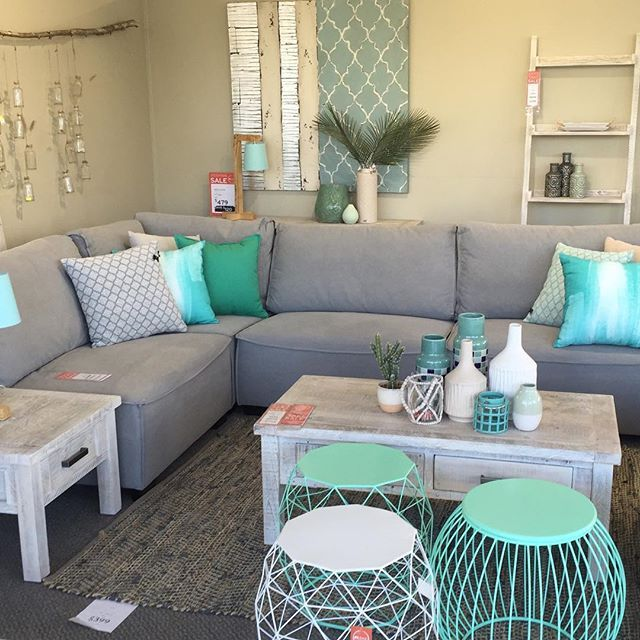 Our Beach Modular Sofa From Our Oz Coast Collection Styled - Modular Sofa Geelong