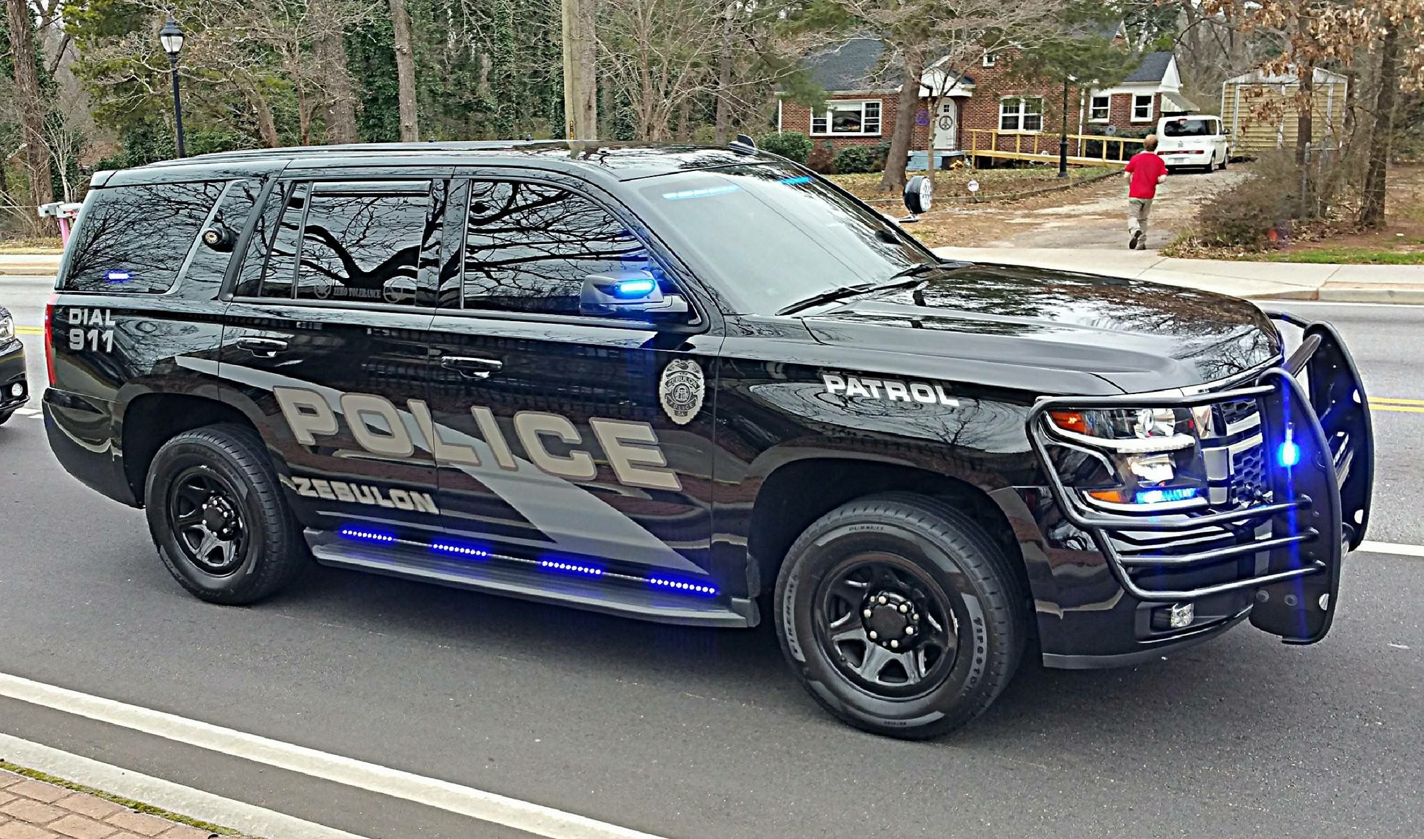 City Of Zebulon Police Department New Chevrolet Tahoe Ppv