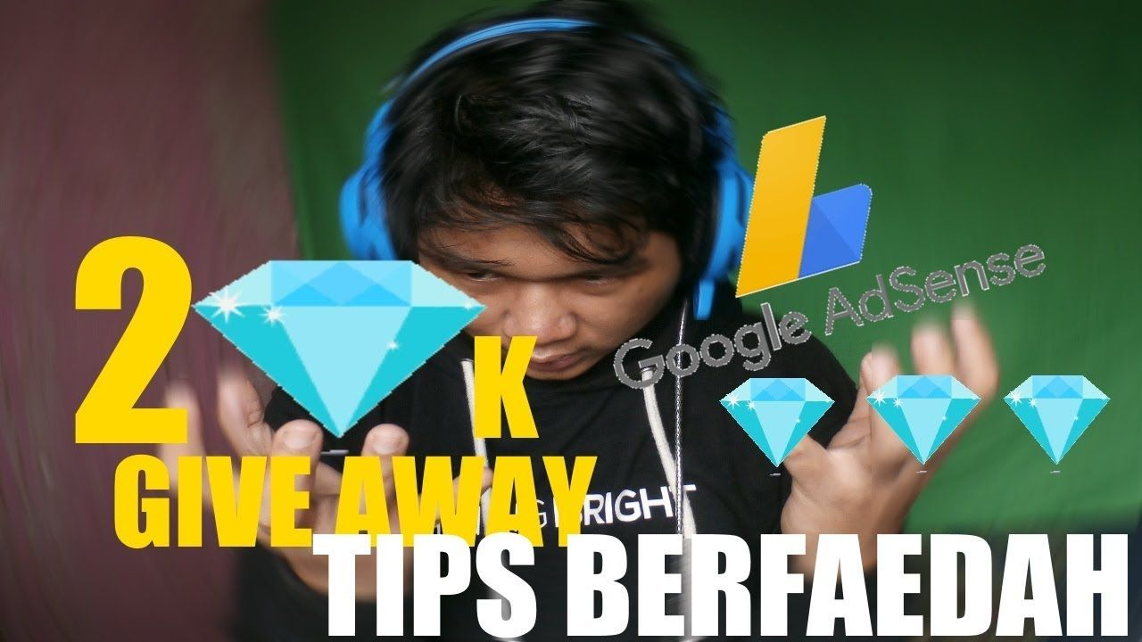 Give Away Tips Menjadi Youtuber Terkenal Tips