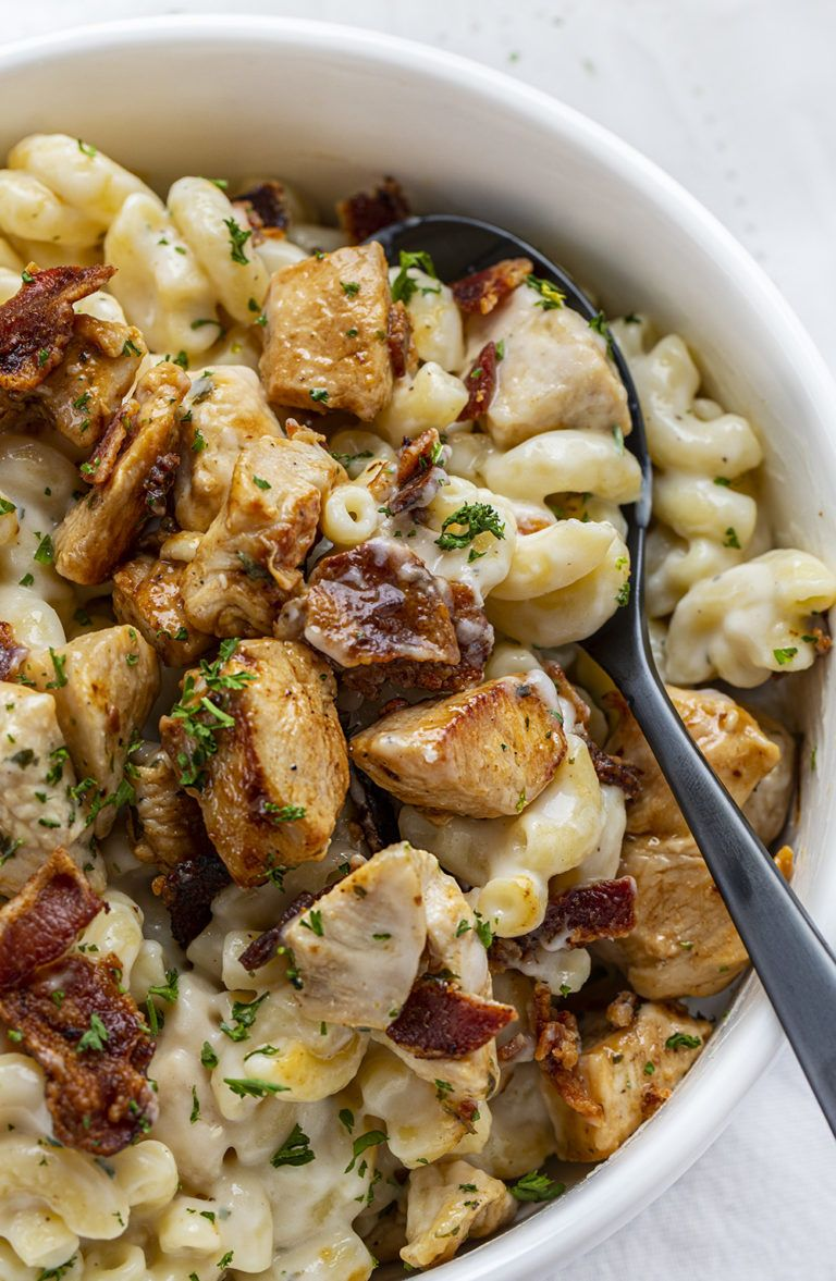 Wow Chicken Ranch Macaroni And Cheese I Am Homesteader Recipe Macaroni And Cheese Macaroni Recipes Elbow Pasta Recipes