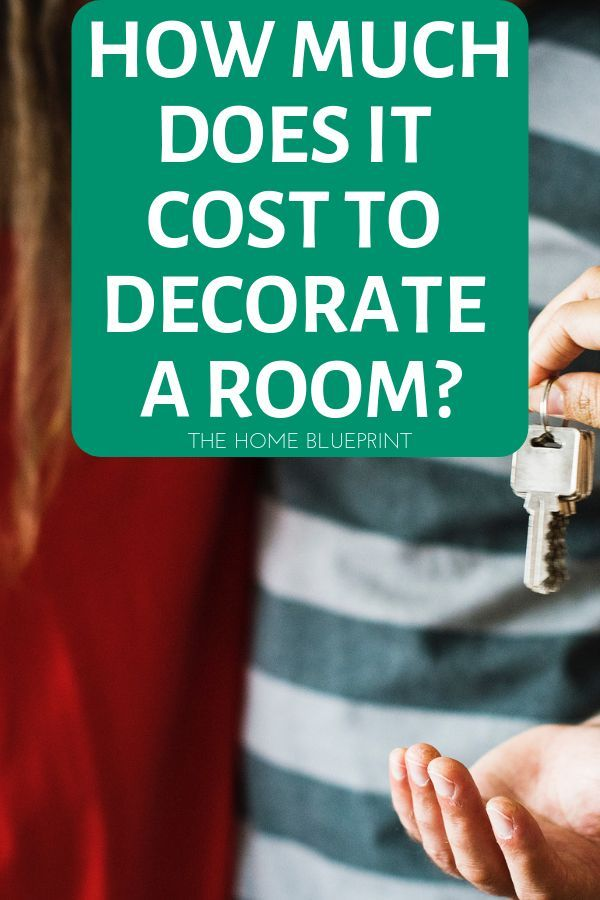 How Much Does It Really Cost To Decorate A Room? | Home ...