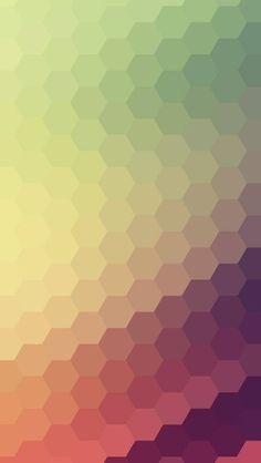 Hermosa paleta de colores