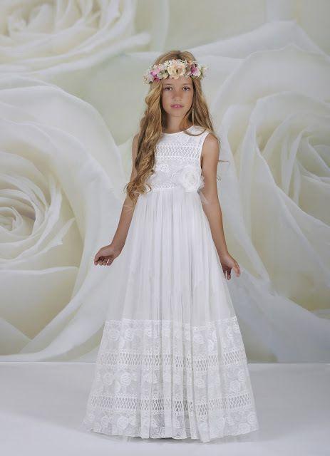 Mi reino vestidos de comunion