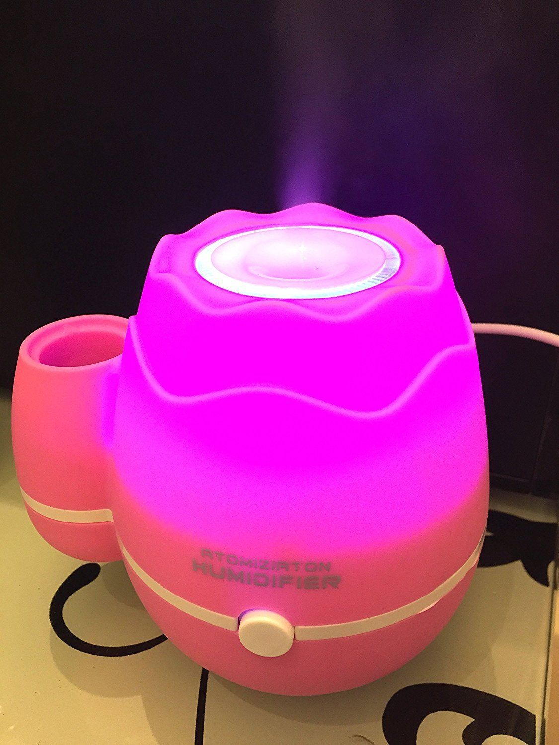 Amazoncom Ultrasonic Cool Mist Humidifier Premium Humidifying Automatic Air Unit With Whisper Quiet