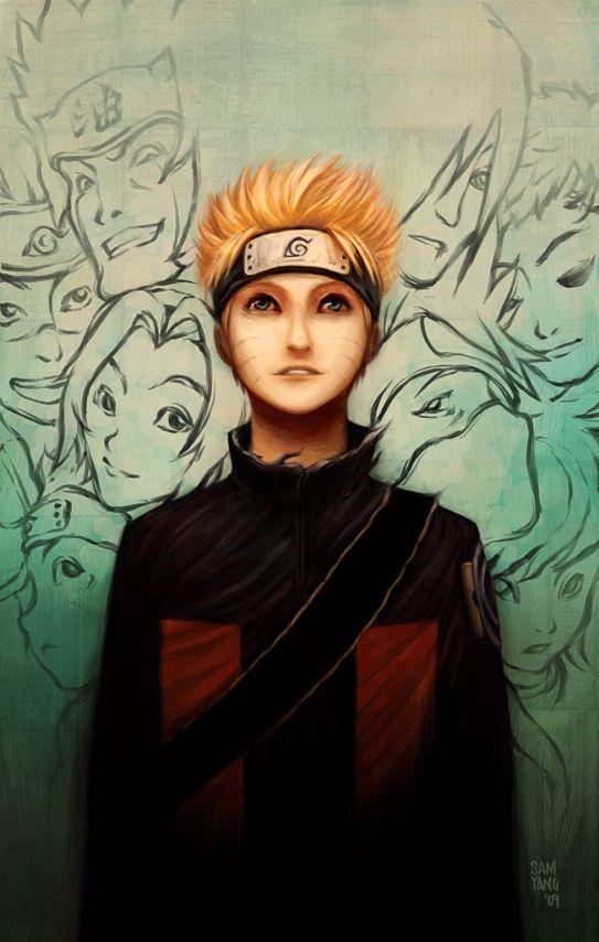 Uzumaki+Naruto+by+SamYangArt.deviantart.com+on+@DeviantArt