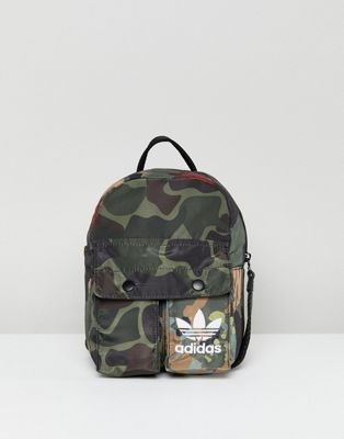 X Pharrell Williams Hu Camo Drawstring Bag - Multi adidas Originals 8vY8pRXn