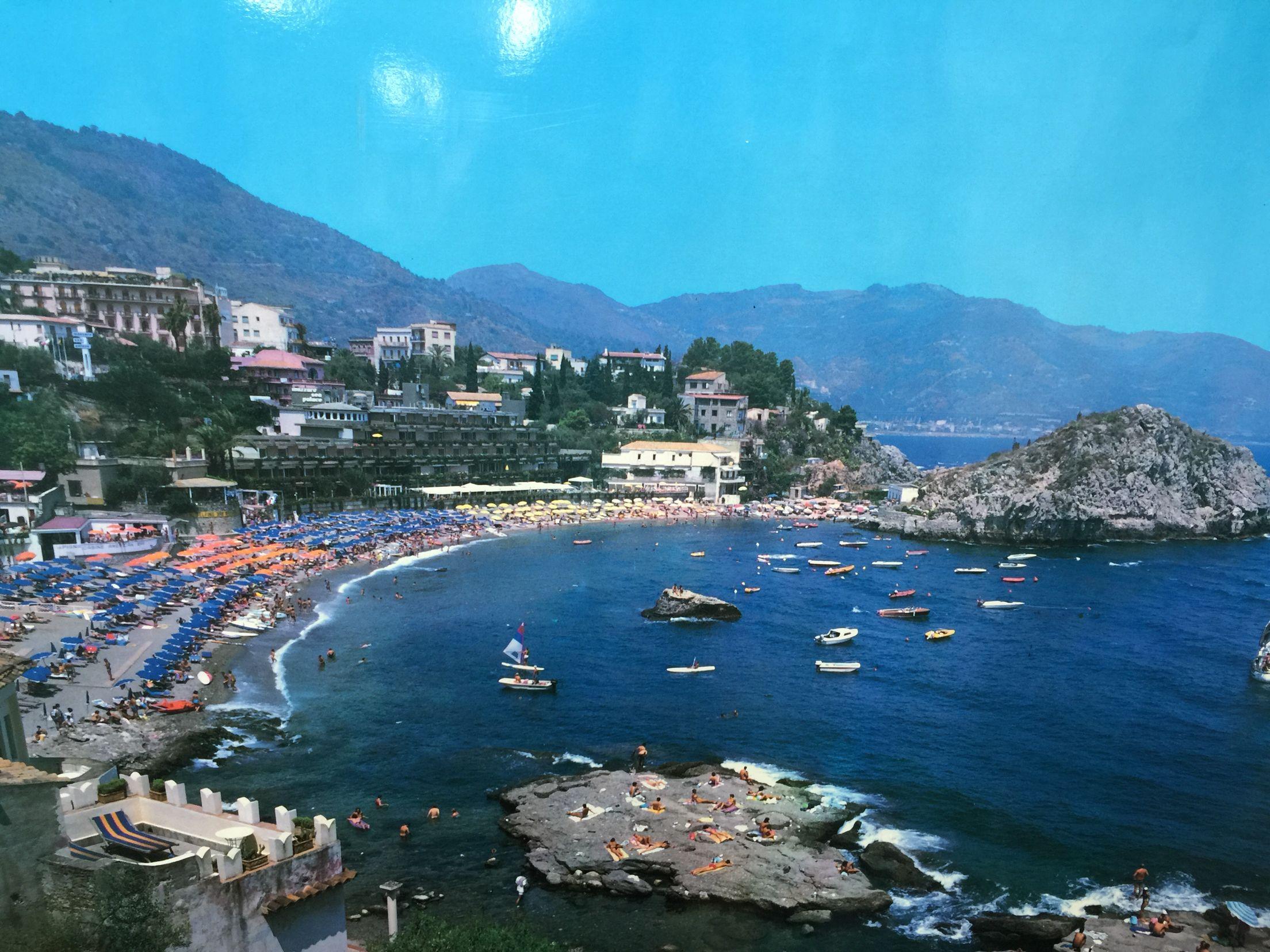 Isola Bella, Taormina Sicily